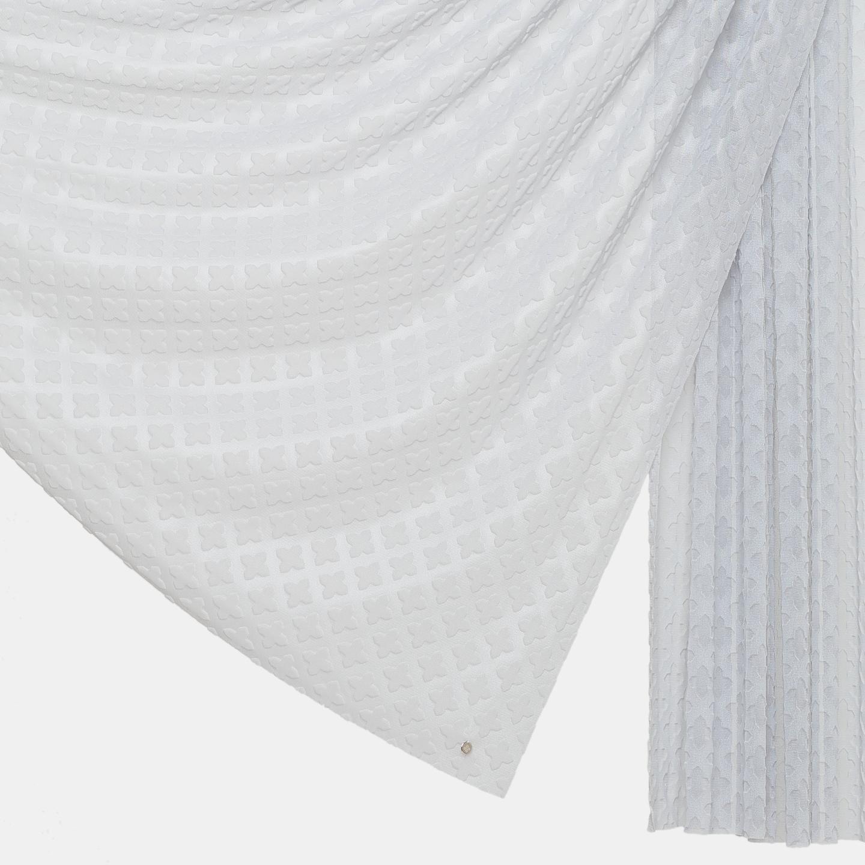 SCARF /  ADAGIO /  LARGE (l.grey x crossL)