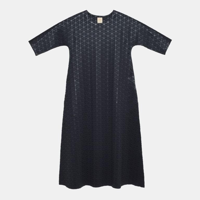 DRESS / MODERATO / QS (black x pylon)